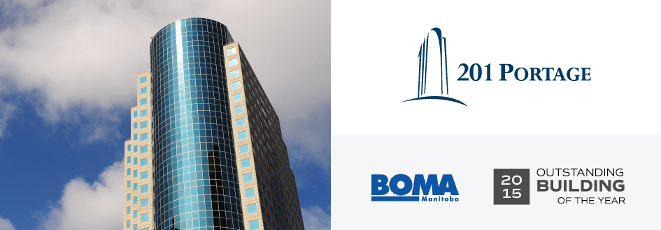 201 Portage Named BOMA Manitoba Outstanding Building of the Year